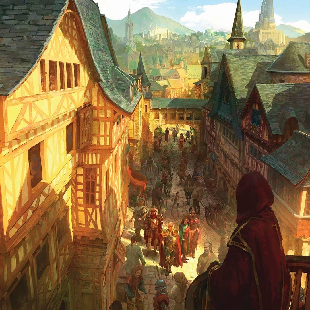 Inkvizítor keresi a játékosokat